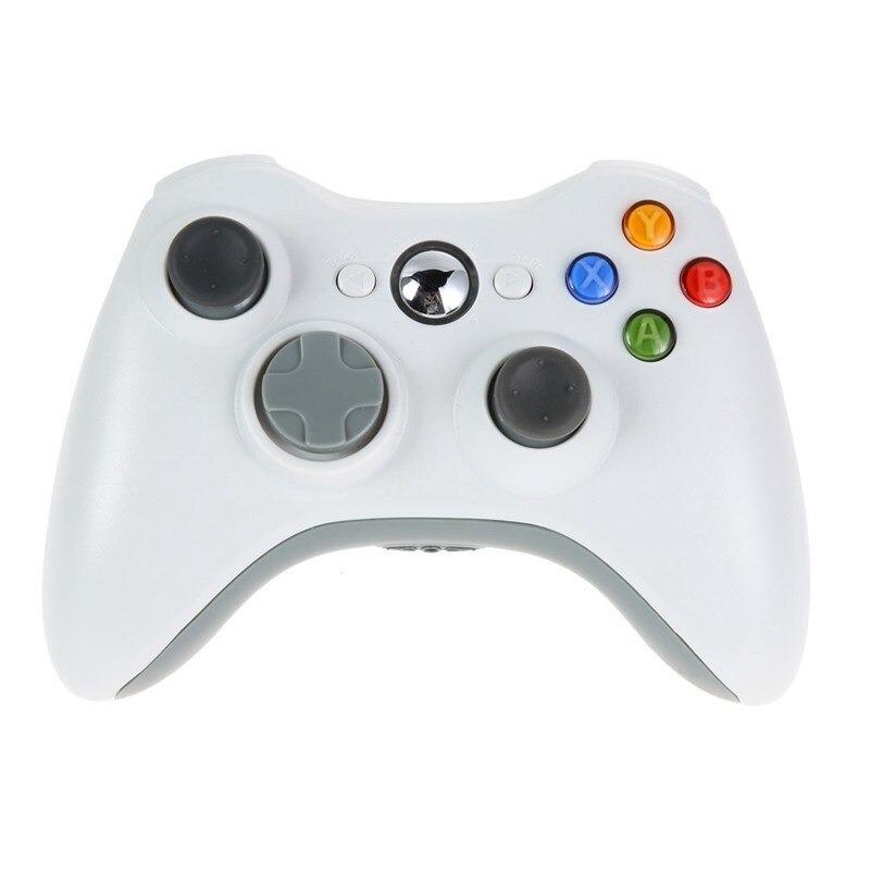 Геймпад беспроводной для Xbox 360 (белый)