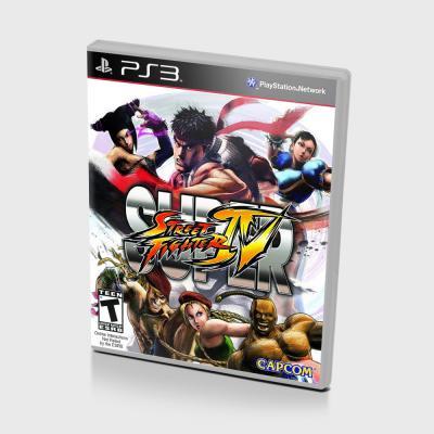 Диск для PS3 Street Fighter