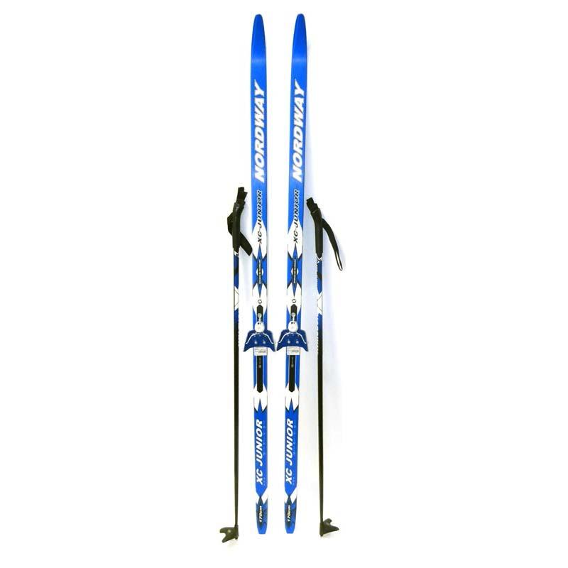 Лыжи классические nordway xc active jr 160