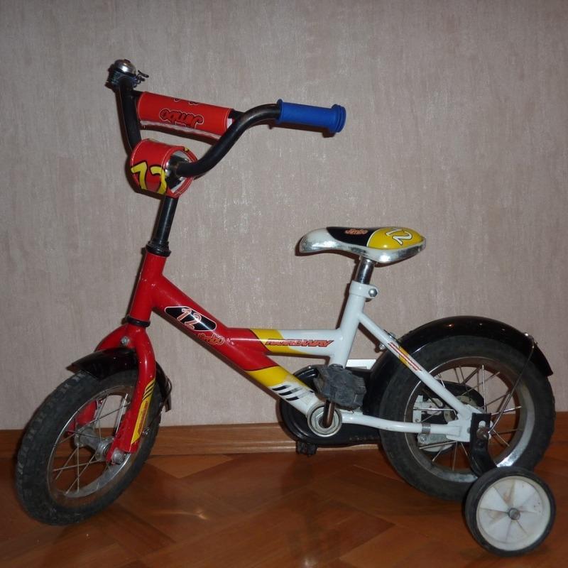 Детский велосипед Jimbo Race