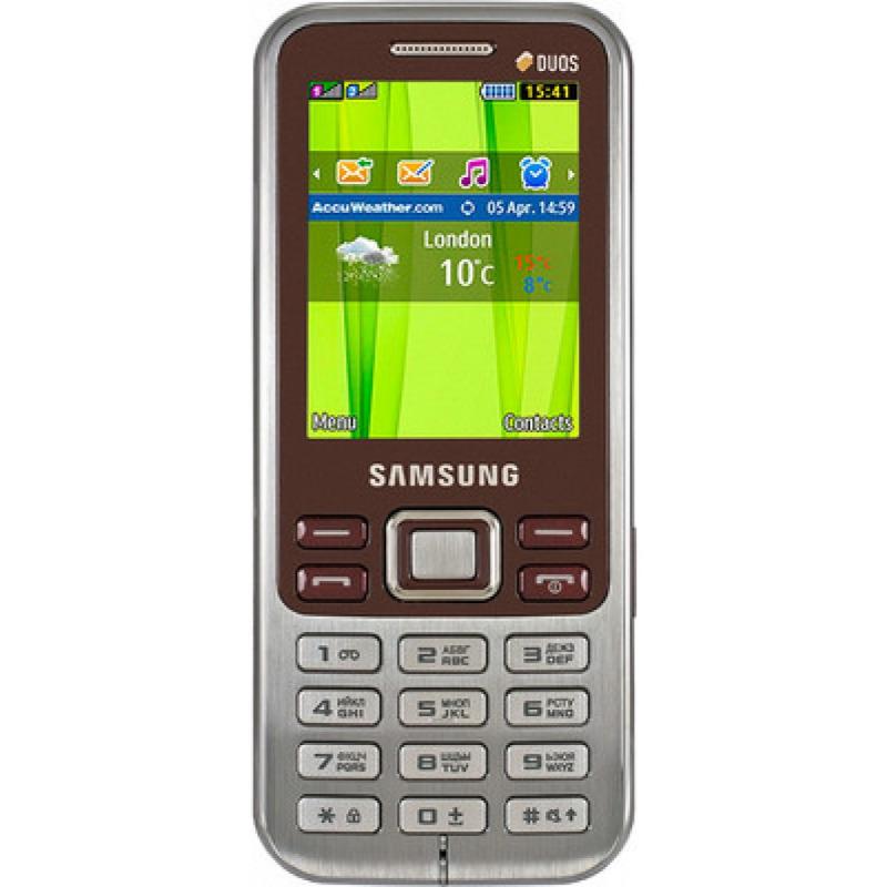 Мобильный телефон Samsung GT-C3322 Duos