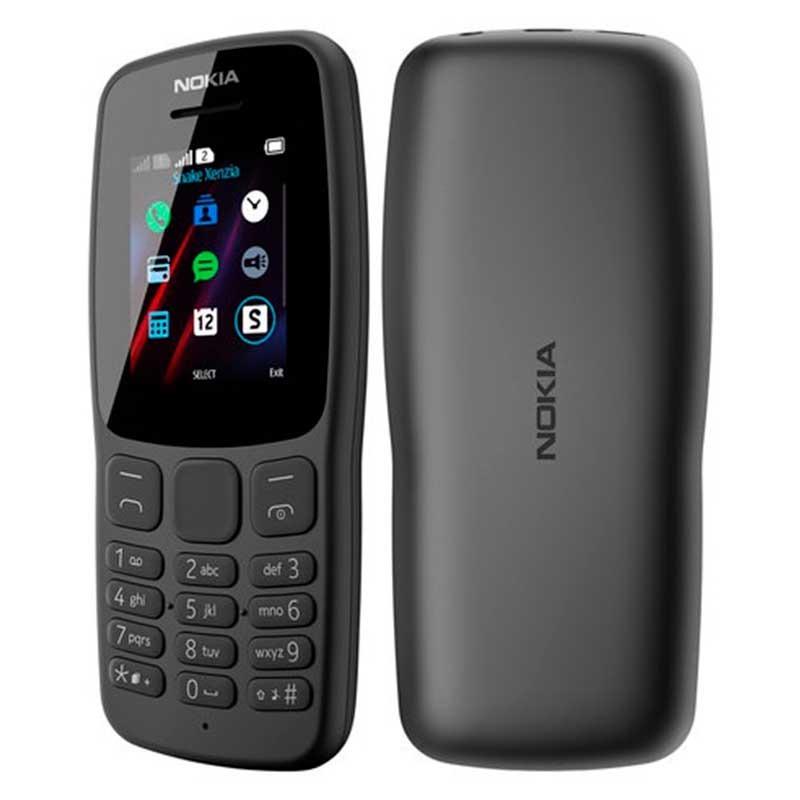Телефон Nokia 106 Dual sim