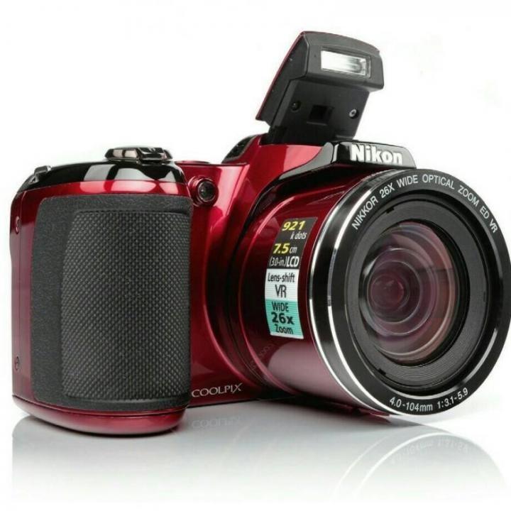Фотоаппарат Nikon Cooolpix L810