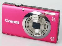 Фотоаппарат  Canon PowerShot A2300, б/у, с з/у, в красном чехле