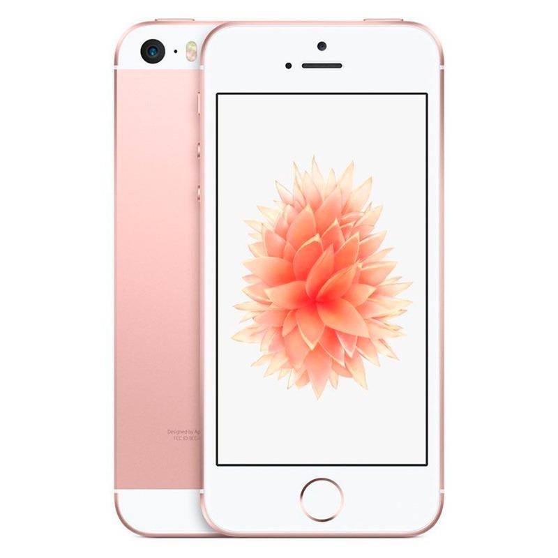 Apple iPhone SE 32 GB (розовое золото)