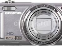 Фотоаппарат Olympus VR-320 б/у п/ц с USB
