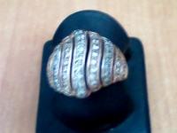 Кольцо Золото 585 (14K) вес 4.95 г