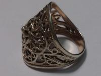Кольцо Серебро 925 вес 6.85 г