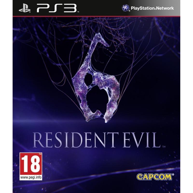 Диск для PS3 Resident Evil