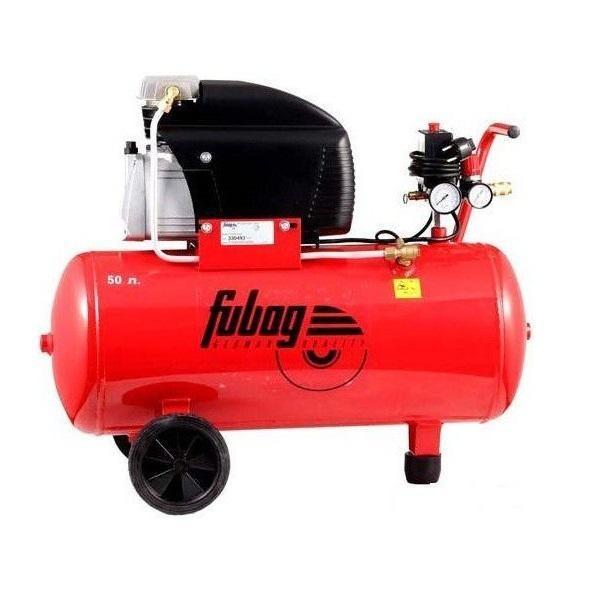 Компрессор масляный Fubag FC 2/24 CM2, 24 л, 1.5 кВт