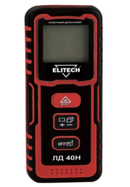 Лазерный дальномер ELITECH ЛД 40Н (Новый)