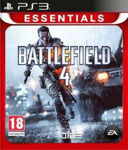 Диск PS3 Battlefield 4