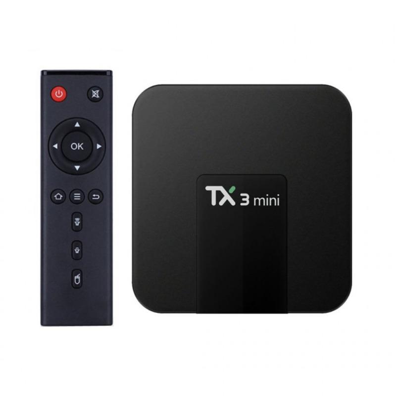 Смарт ТВ-приставка TX3 mini-A 2/16 Гб