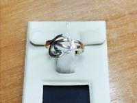 Кольцо Золото 585 (14K) вес 1.03 г