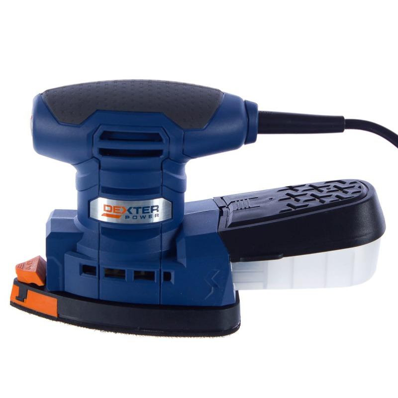 Дельташлифовальная машина DEXTER POWER PC180MS