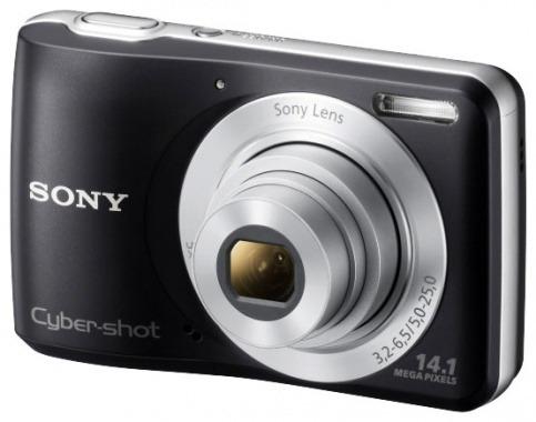 Компактный фотоаппарат Sony Cyber-shot DSC-S5000