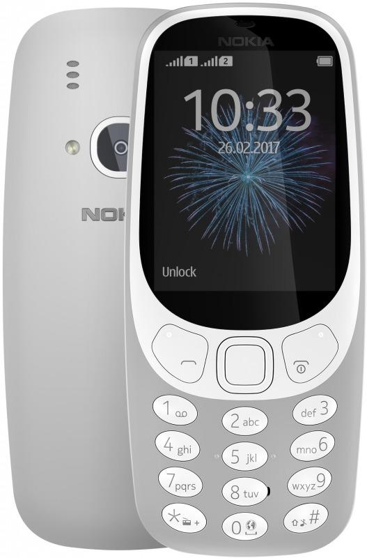 Мобильный телефон Nokia 3310 Dual Sim (2017)