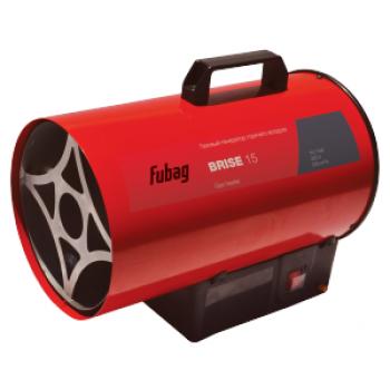 Газовая тепловая пушка Fubag Brise 15 (16.7 кВт) с газовым баллоном