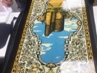 Нарды Баку цветной