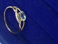 Кольцо Золото 585 (14K) вес 1.06 г