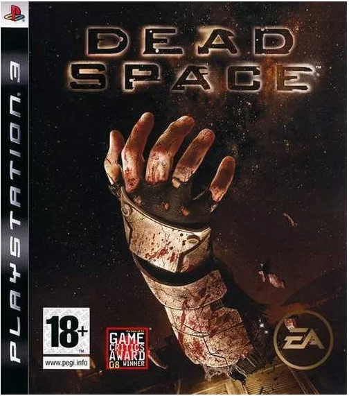 Диск PS3 Dead Space