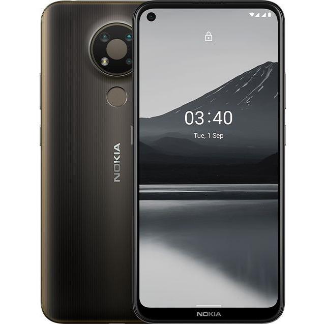 Смартфон Nokia 3.4 3/64GB Dual sim