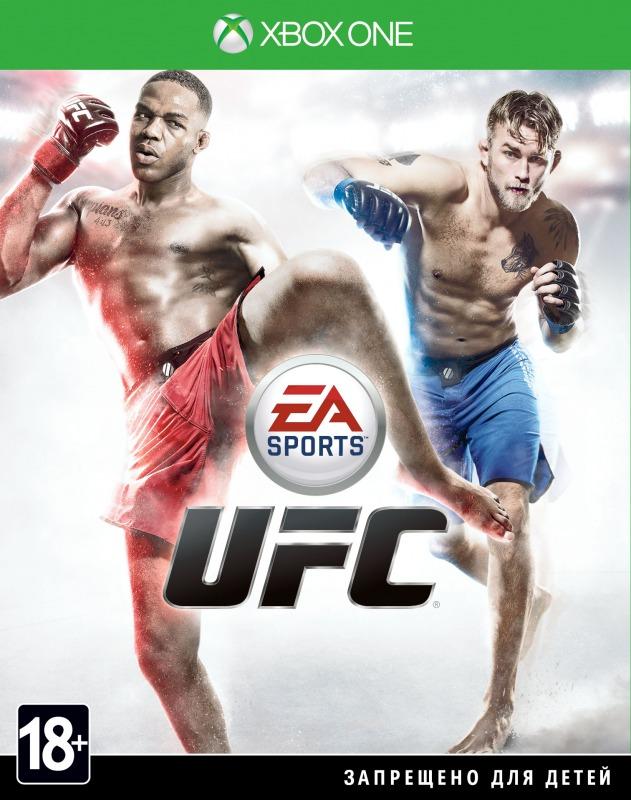 Диск XBOX One UFC
