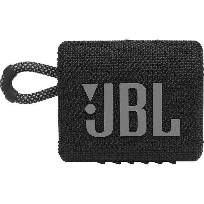 Портативная акустика JBL GO 3