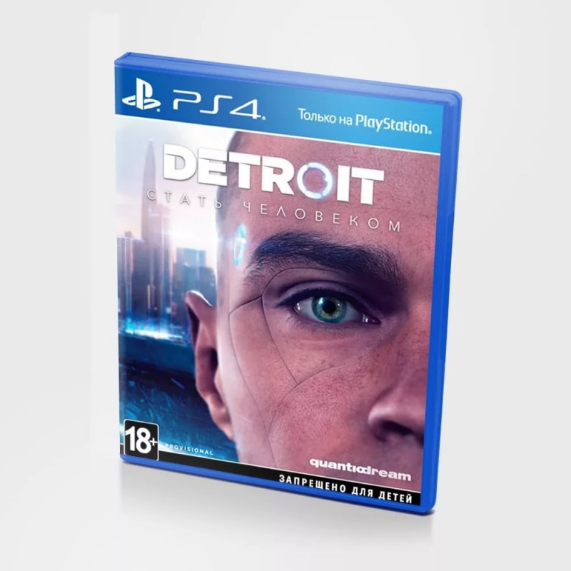 Диск для Sony PS4 Detroit