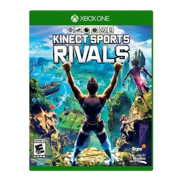 Диск на XBOX One Kinect Sports Rivals