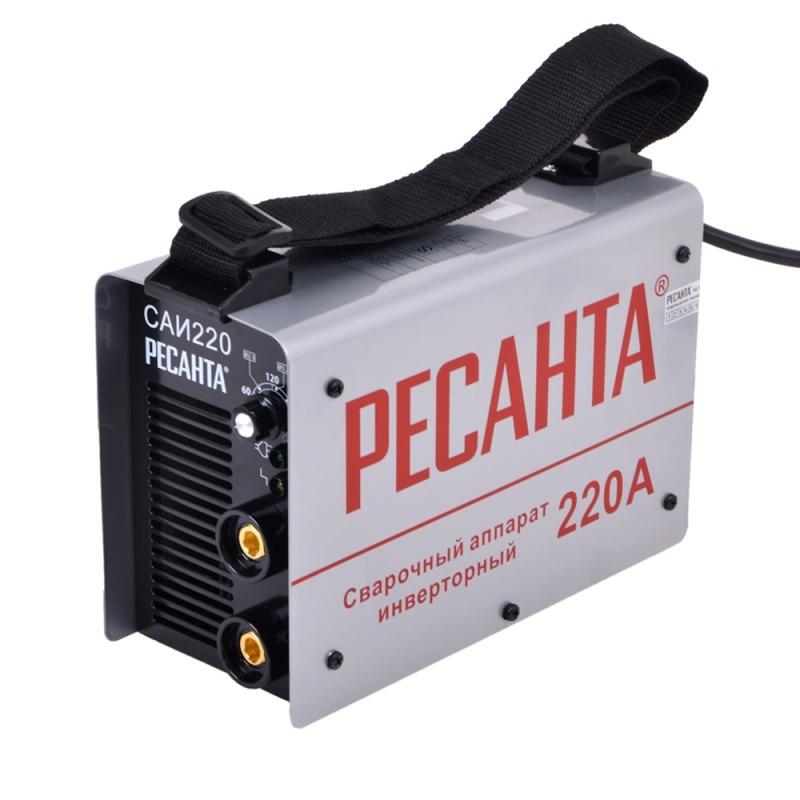 Сварочный аппарат РЕСАНТА САИ-220 (MMA)