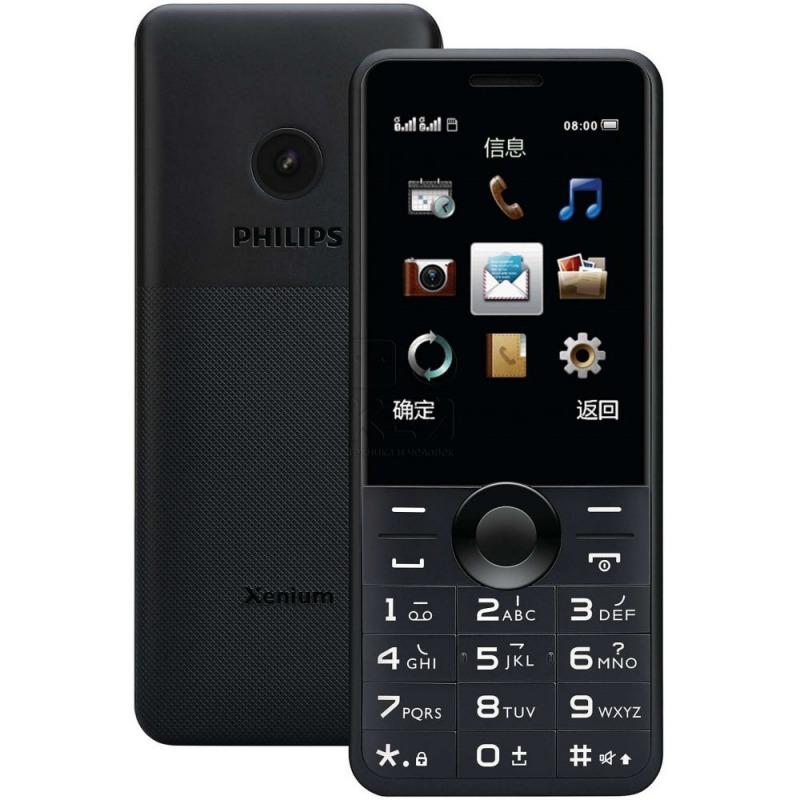 Телефон Philips E168