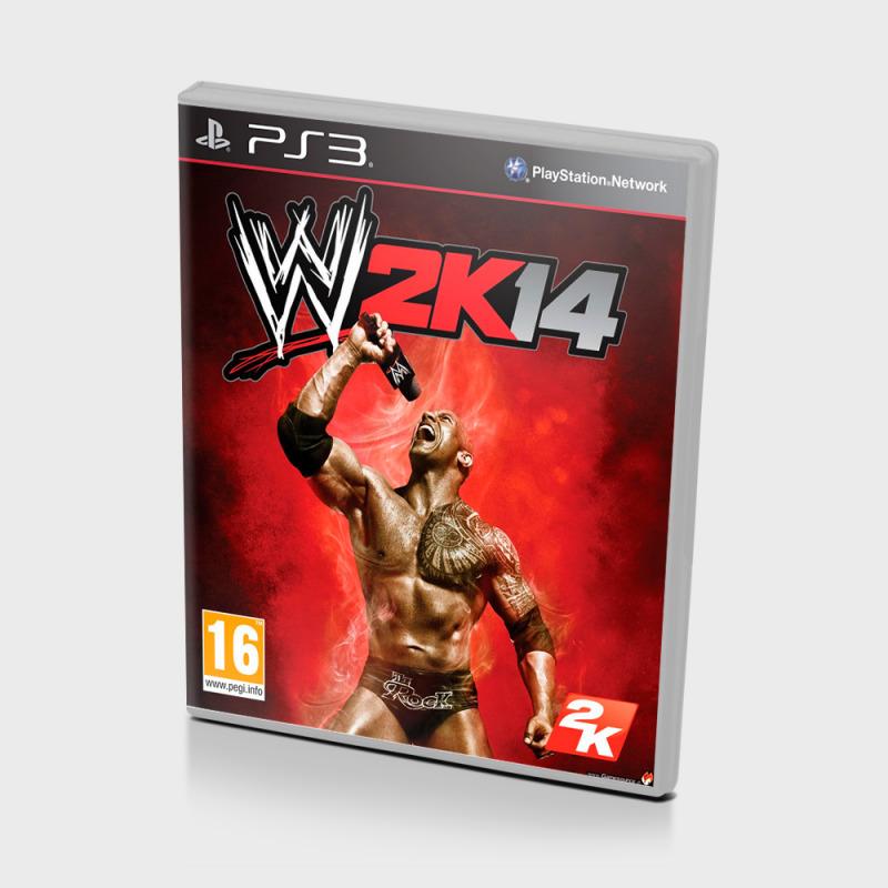 Игра для PS3 WW2K14