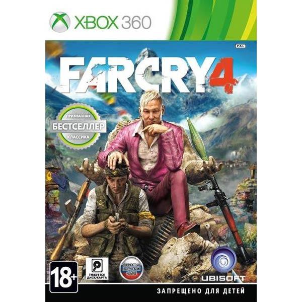 Диск Xbox 360 FarCry 4