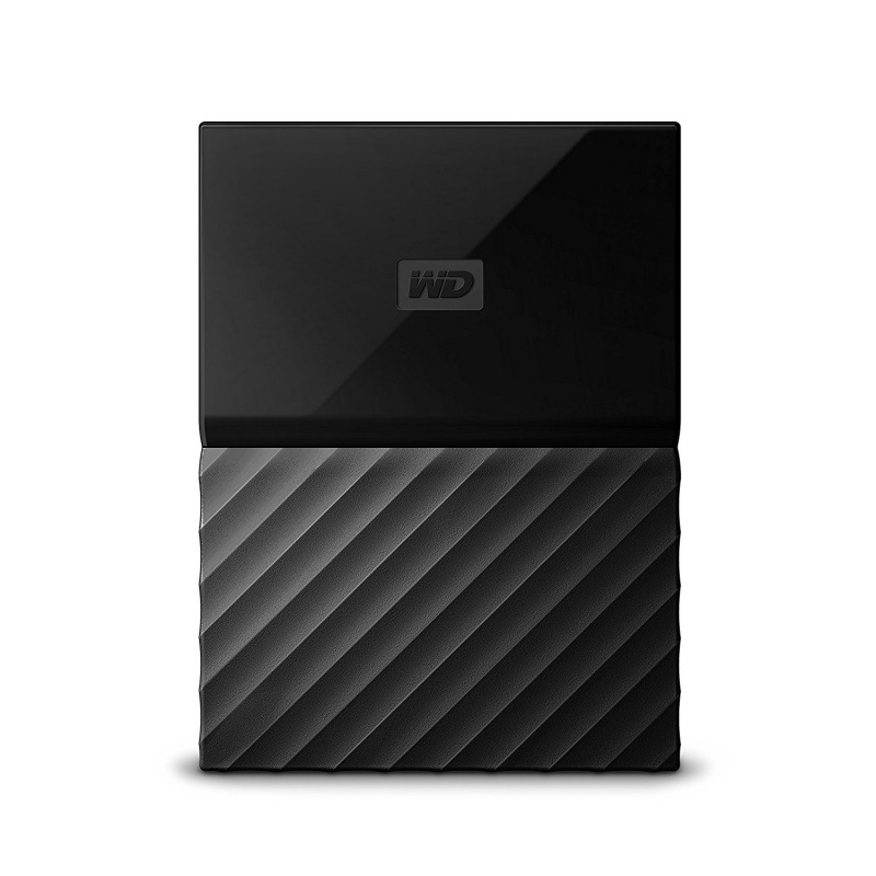 Внешний HDD Western Digital My Passport portable game drive for PS4 2 ТБ