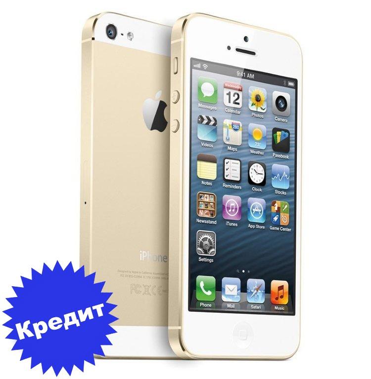 Мобильный телефон Apple iPhone 5S 16Gb Gold