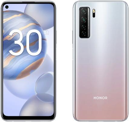 Смартфон Honor 30S 128gb