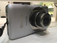 Фотоаппарат Сanon ixus 105, б/у, п/ц, чехол, с з/у