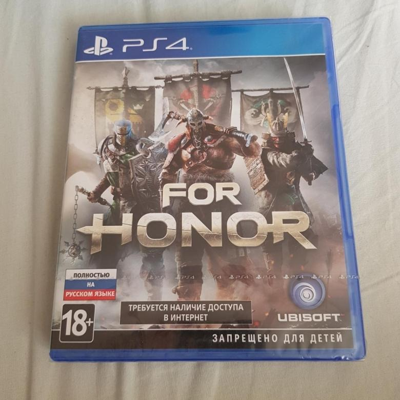 Диск для Sony PS4 For Honor