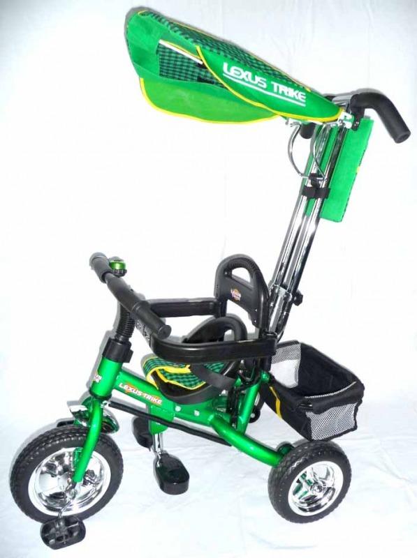 Детский велосипед Lexus trike (Зелёный)
