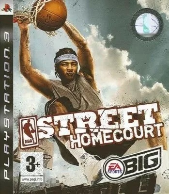 Диск PS3 NBA Street Homecourt