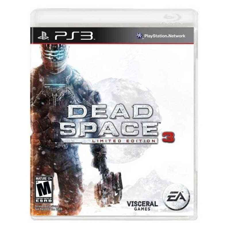 Диск для PS3 Dead Space 3