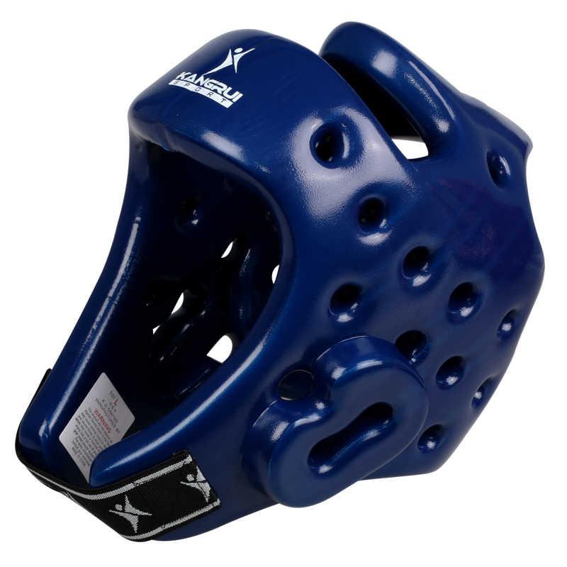 Шлем для тхэквондо ПУ - L