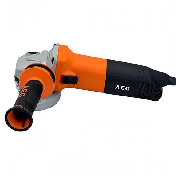 УШМ AEG WS 12-125 XE, 1200 Вт, 125 мм