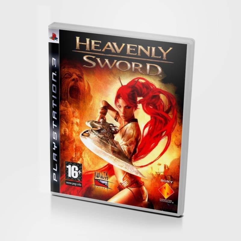 Диск для Sony PS3 Heavenly Sword