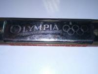 Губная гармошка Olimpia