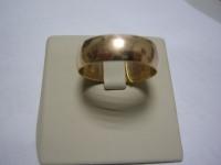 Обручальное кольцо  Золото 585 (14K) вес 6.68 г