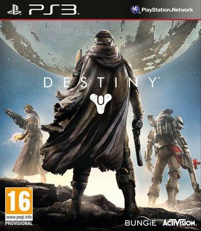 Диск PS3 Destiny
