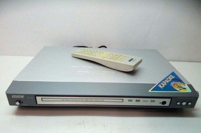 DVD плеер BBK DV112S