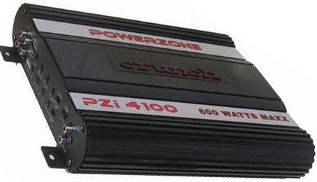 Автомобильный усилитель Crunch PZi4100